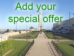 Add your special offer