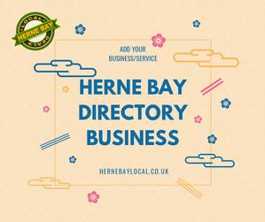 Add your Herne Bay biz