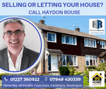 Thinking of selling your house? Call Haydon Rouse